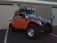 I'm selling my 1969 Volkswagen Baja Bug I have a lot in