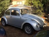 1969 VW Bug New interior 1600cc Engine CAL Custom Call