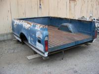 1969 70 71 72 Chevy truck bed So Cal pickup orig GM