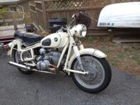 1969 BMW R60/2=For a faster response please reply with