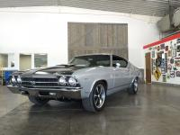 1969 Chevrolet Chevelle  This is one sweet machine.