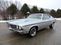 Check out this Completely restored 1969 Chevy Chevelle