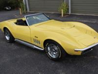 Up for your consideration is a 1969 Corvette Stingray.