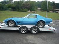1969 CORVETTE BIG BLOCK COUPE HAS ALL ORIGINAL 427