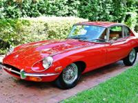 1969 Jaguar XKE, Show Stopper, Absolutely Stunning