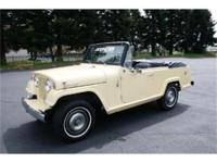 nbsp;This 1969 Jeep Jeepster Commando (Stock # B1682)