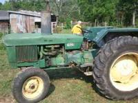 I have a 1969 John Deer Tractor 1020 for sale. The