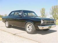 1969 Rambler American 2 door. LS-1, 6 speed, Narrowed 9