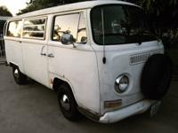 1969 VW Bus ( looks like it was a camper at some point