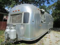 27' 1970 Airstream Overlander for sale. Bought this