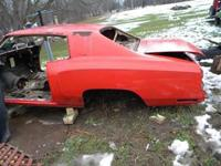 1970-71-72 Monte Carlo sheet metal,fenders, door