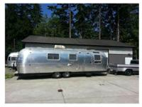 Magnificently remodelled 1970 31ft Sovereign found 15