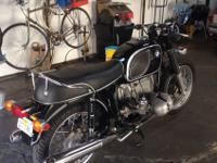 1970 R75/5 SWB model in great overall condition. It has