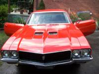 I have a a Classic 43 year old 1970 Buick Skl GS Stage1