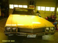 beige 1970 buick skylark convertible for sale. 350v8,