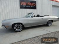 THIS RARE CLASSIC CONVERTIBLE IS PERFECT FOR SUMMER!