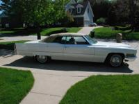 1970 Cadillac DeVille Convertible ..472ci High