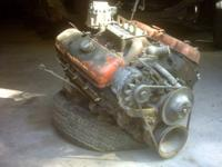 1970 LS3 BB402/330 2 bolt mains. Motor only. Motor