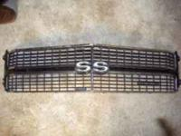 Original 1970 Chevelle SS grille, good shape, asking