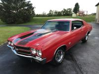 Real Certified 1970 Chevelle SS 396 L34 350 HP Super