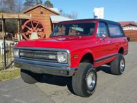 1970 was the second year for the Full Size 4x4 Chevy