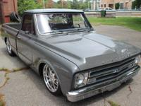 1970 Chevrolet C-10 Automatic Show Car Very Clean.