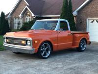 1970 Chevrolet C-10 Short Bed Restored with Vintage