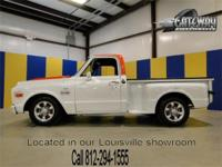 1970 Chevrolet C10 shortbed stepside that had a frame