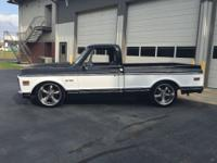 1970 Chevrolet C10 Built FiTech Injected 396/408, 4
