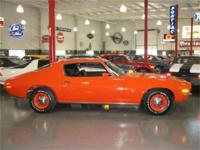1970 CHEVROLET CAMARO SS, COMPLETE FRAME OFF