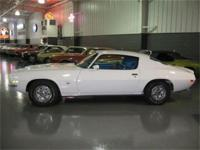 1970 CHEVROLET CAMARO SS WITH A 396/350HP 4BBL ENGINE,