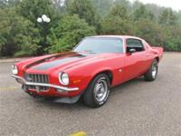 Ready to cruise is this Real Deal 1970 Camaro Super