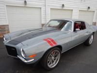 1970 Chevrolet Camaro Resto Mod  In full Z/28 trim.it