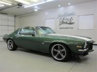 "1970 Chevrolet Camaro 2 Dr. Coupe ""Rare"" Split Bumper"
