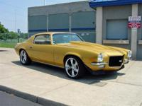 Absolutely stunning 1970 Chevrolet Camaro SS - Split
