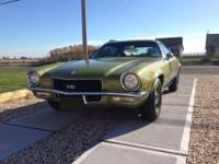 SS Camaro in the Country. 100 percent unrestored
