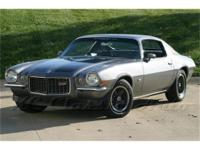 This immaculate 1970 Z28 Rally Sport has a Numbers