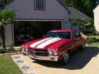 1970 Chevrolet Chevelle SS Clone, Fully restored in