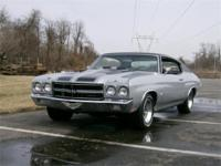 1970 Chevelle SS 454 - Beautiful professional