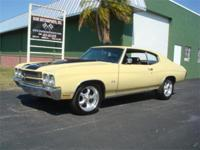 1970 Chevrolet Chevelle SS trim,350 4-speed,Cowl