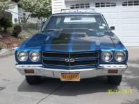 1970 Chevrolet Chevelle Wagon Super Sport Replica  The