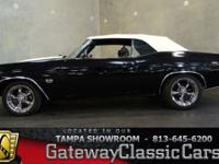 Stock #579-TPA 1970 Chevrolet Chevelle  $59,995 Engine: