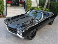 Up for sale is not your average 1970 Chevelle SS