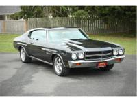 This Chevelle is a real beauty! You can't help but