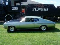 1970 Chevrolet Chevelle Malibu , this is an American