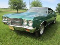 1970 Chevrolet Chevelle (MI) - $34,227 '70 CHEVELLE