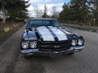 1970 Chevrolet Sport coupe,  matching 396 big block,