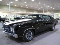 We offer this outstanding 1970 Chevelle SS 396 hard top
