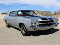 1970 Chevrolet Chevelle SS 2-Door Coupe     Exterior