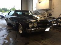 TRULY ONE A KIND BEAUTIFUL CLEAN 1970 CHEVELLE SS FULLY